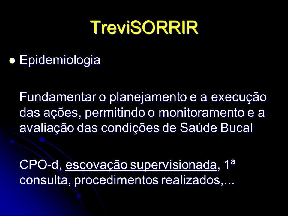 TreviSORRIR Epidemiologia