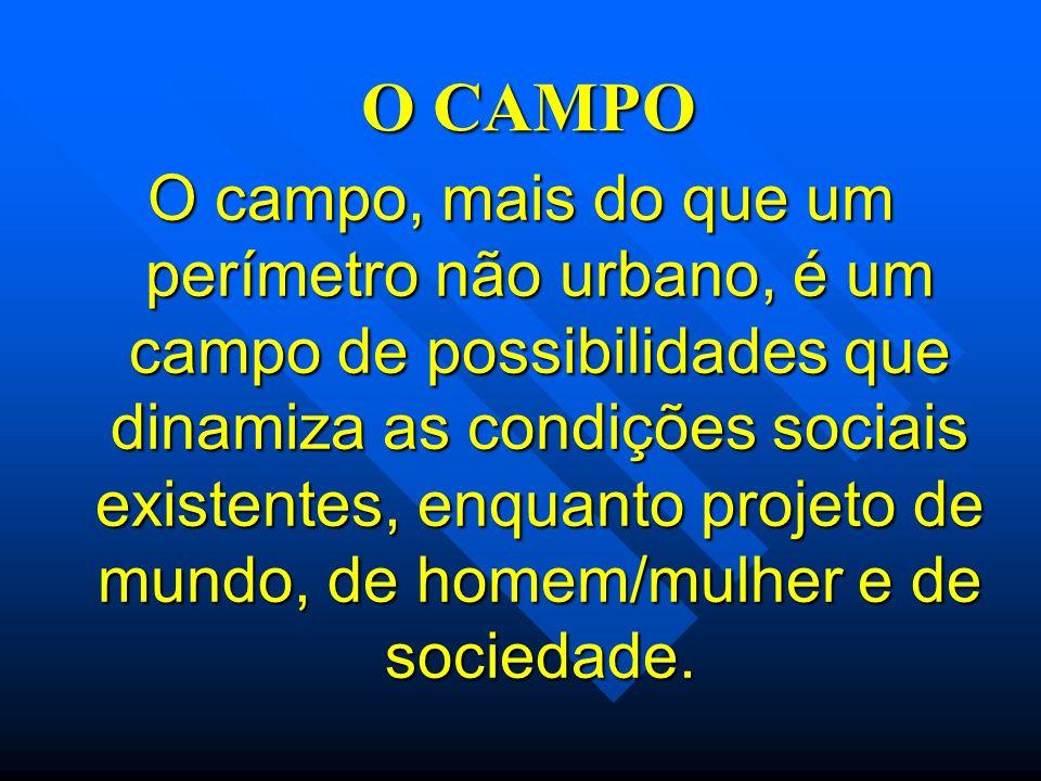O CAMPO