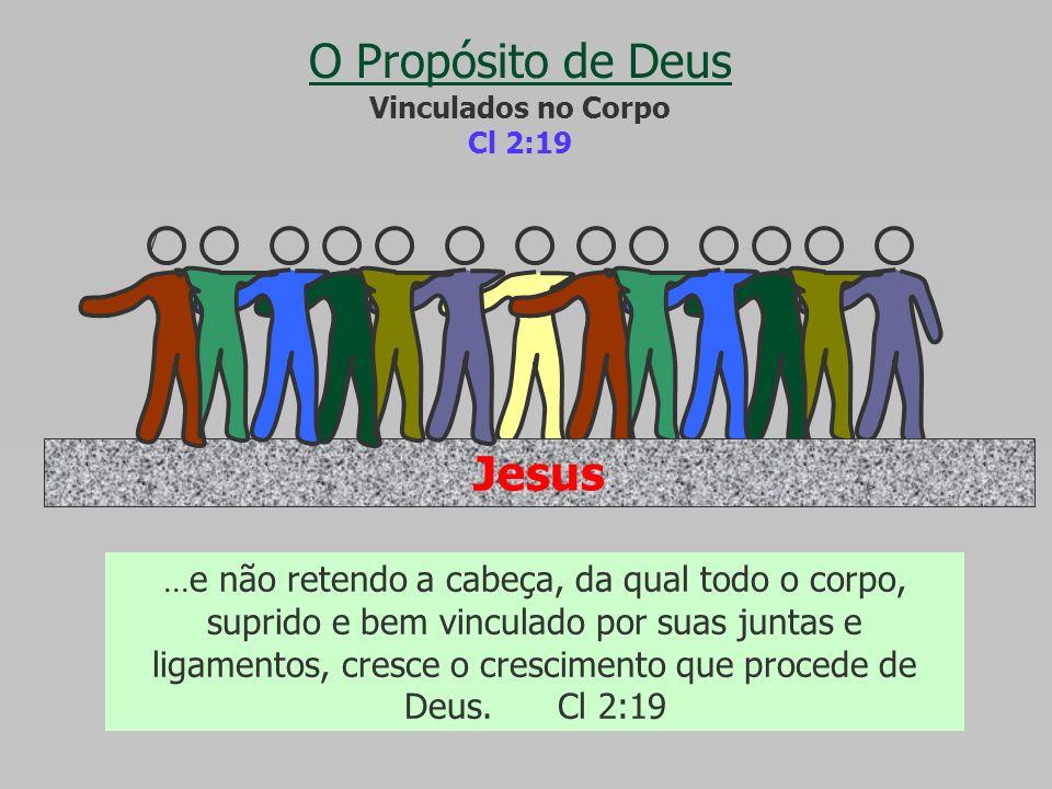 O Propósito de Deus Jesus