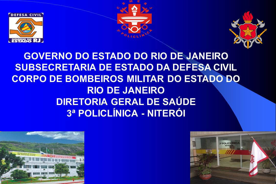 GOVERNO DO ESTADO DO RIO DE JANEIRO