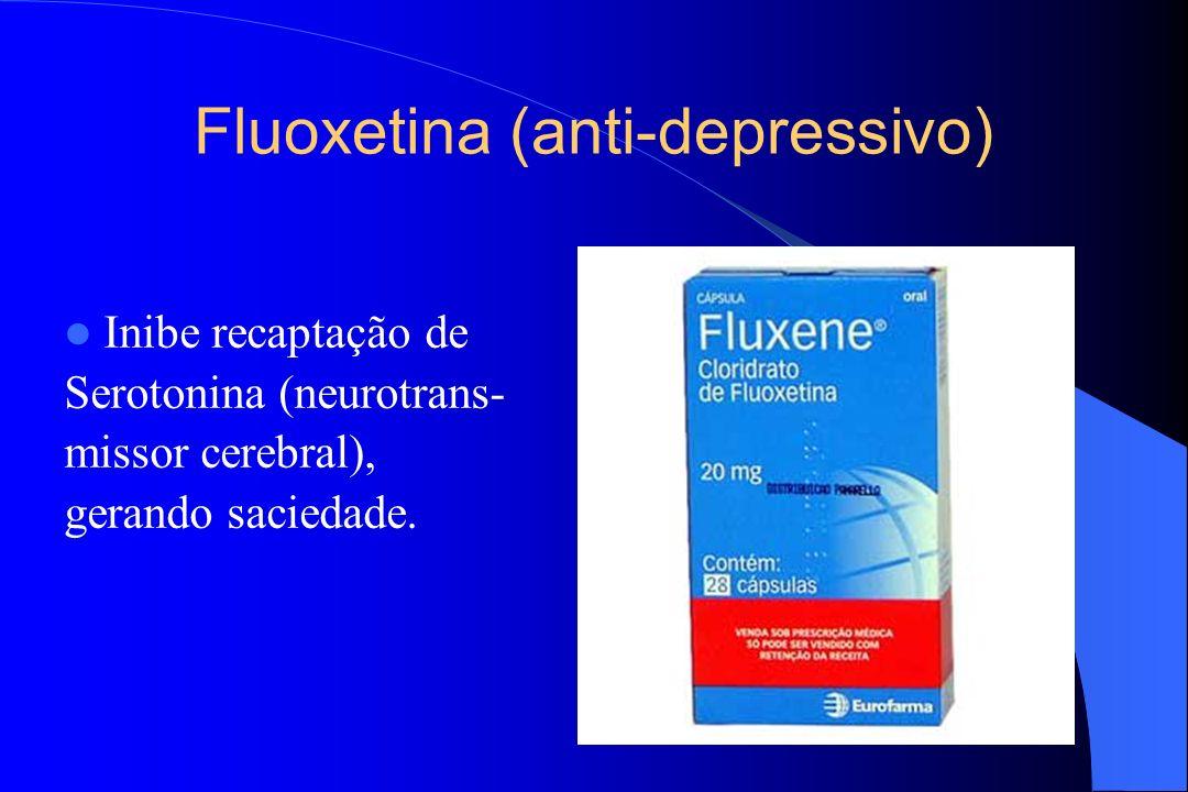Fluoxetina (anti-depressivo)
