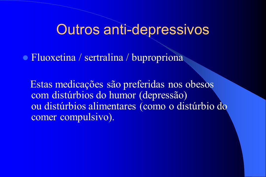 Outros anti-depressivos