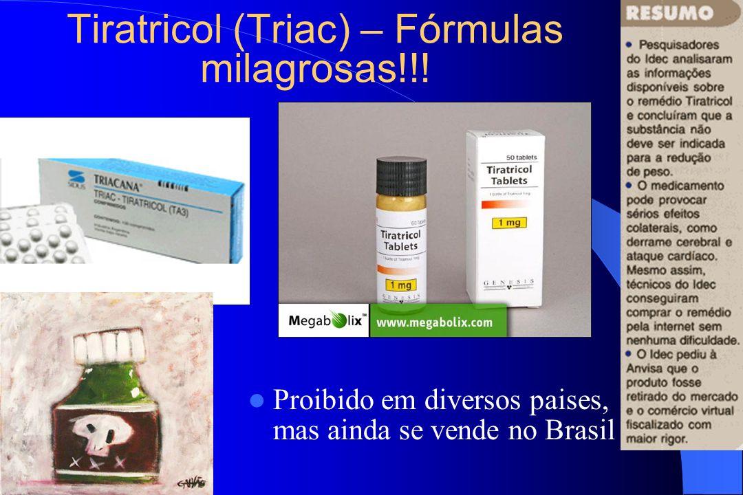 Tiratricol (Triac) – Fórmulas milagrosas!!!