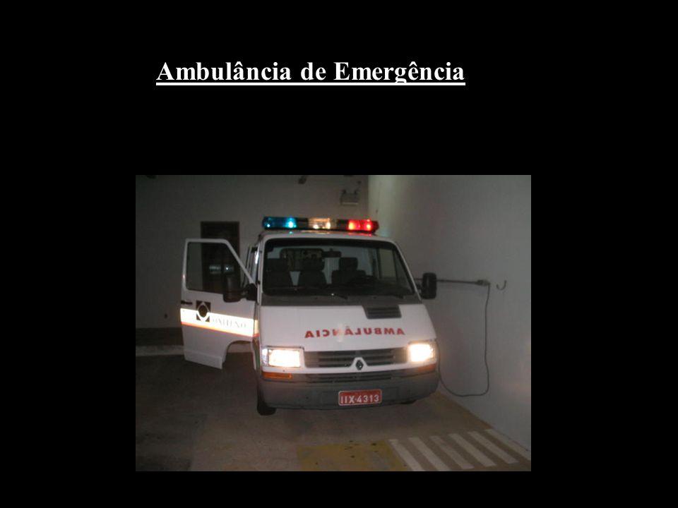 Ambulância de Emergência