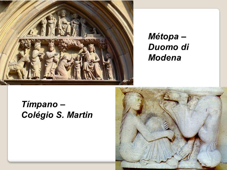 Métopa – Duomo di Modena