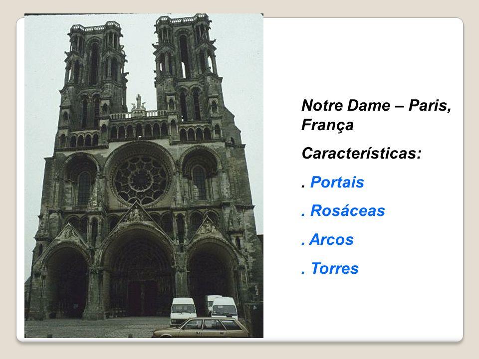 Notre Dame – Paris, França