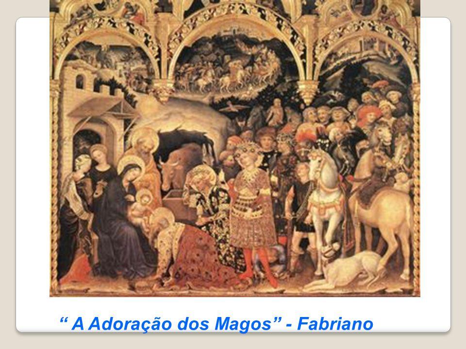 A Adoração dos Magos - Fabriano