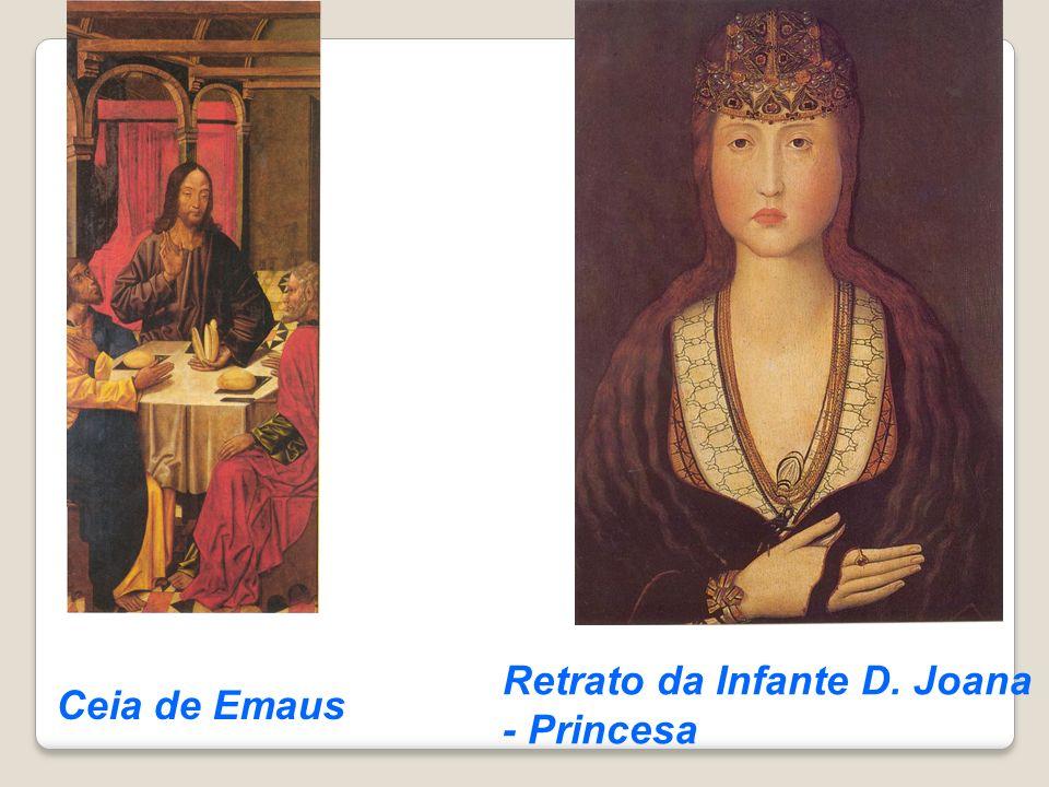 Retrato da Infante D. Joana - Princesa