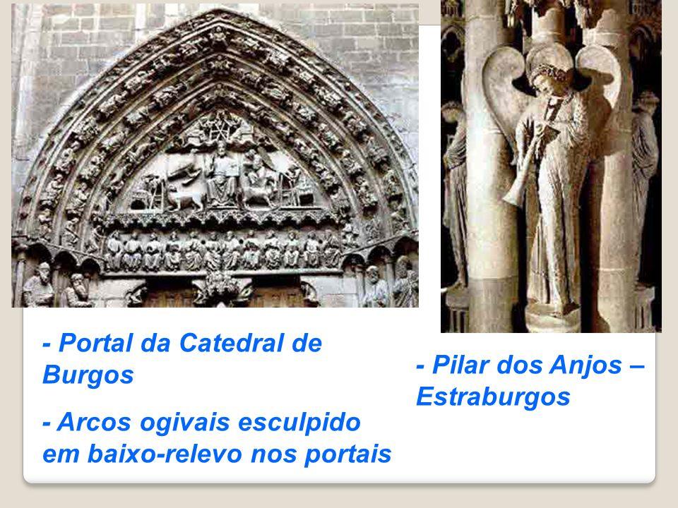 - Portal da Catedral de Burgos