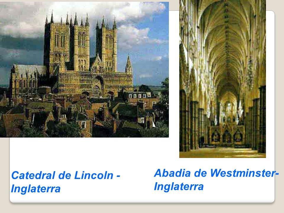 Abadia de Westminster- Inglaterra