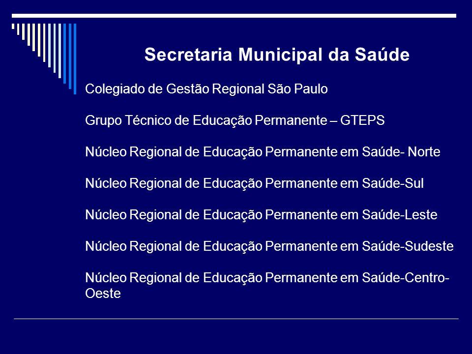 Colegiado de Gestão Regional São Paulo