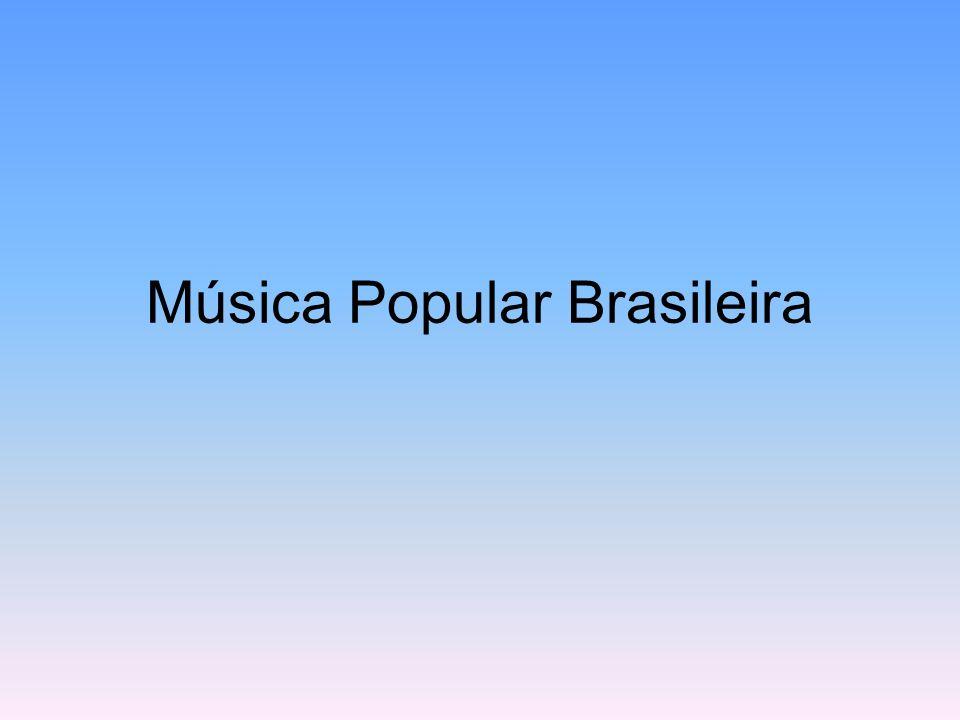 Música Popular Brasileira