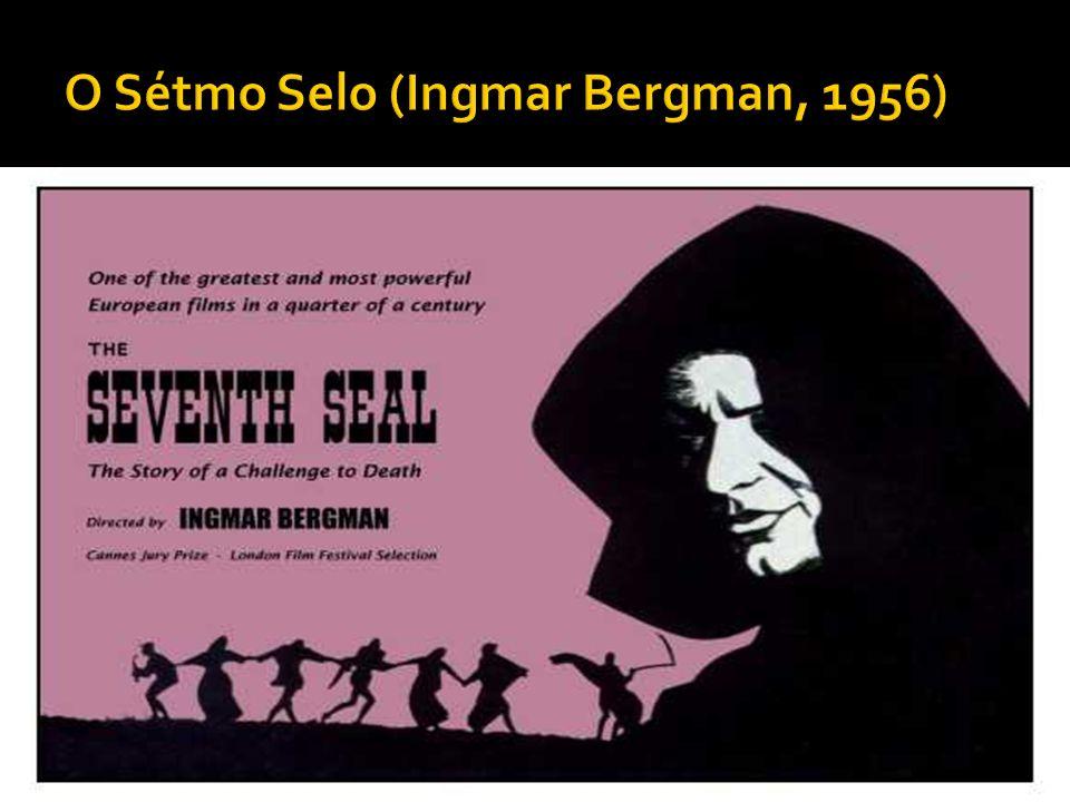 O Sétmo Selo (Ingmar Bergman, 1956)