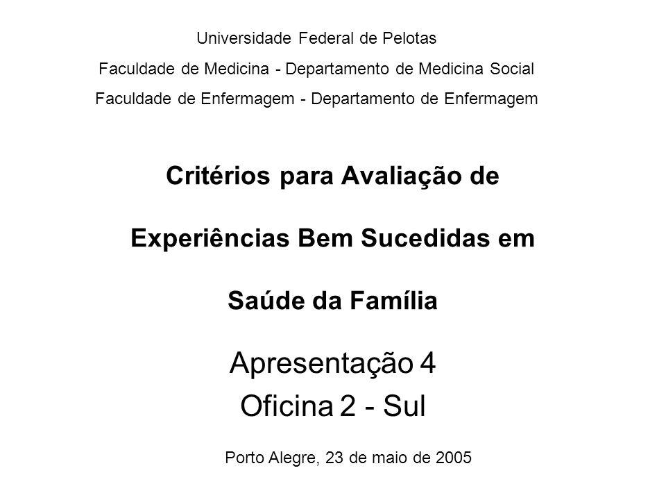 Apresentação 4 Oficina 2 - Sul