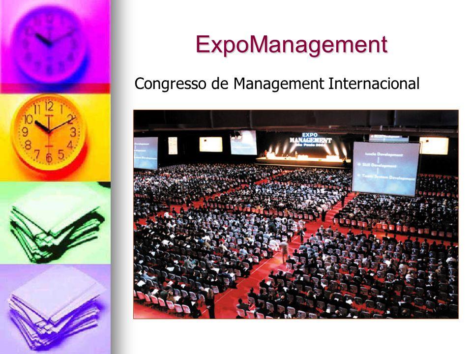 ExpoManagement Congresso de Management Internacional