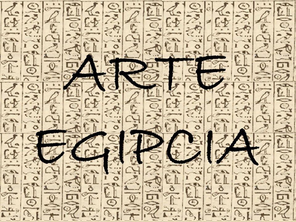 ARTE EGIPCIA