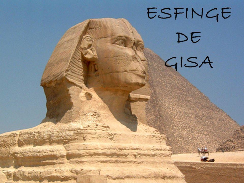 ESFINGE DE GISA