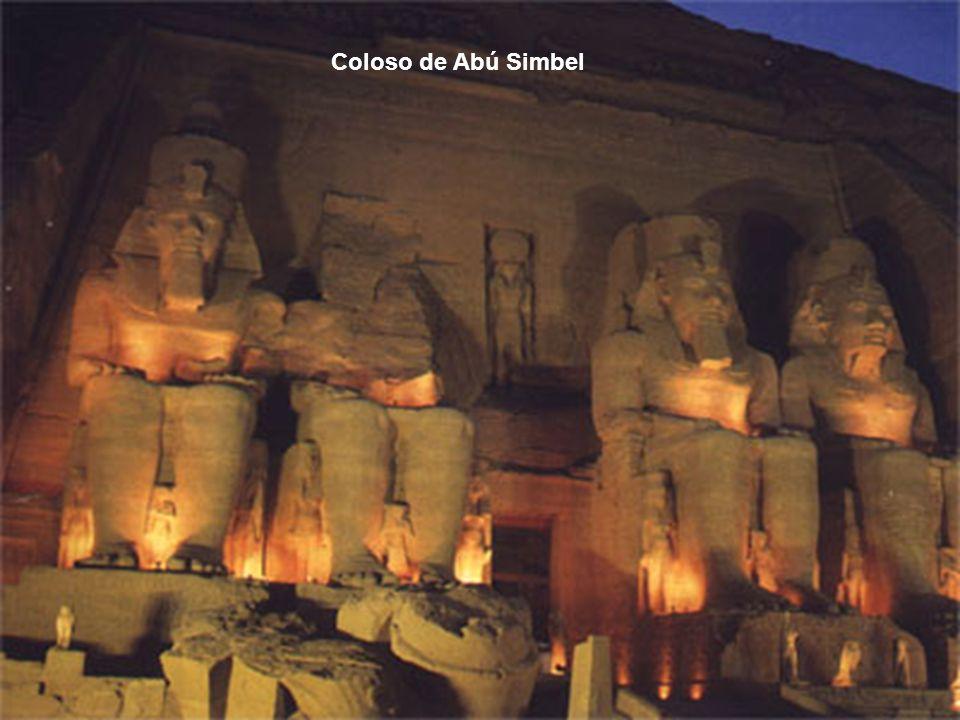 Coloso de Abú Simbel