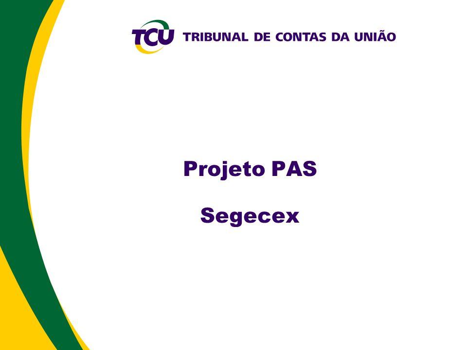 Projeto PAS Segecex 29