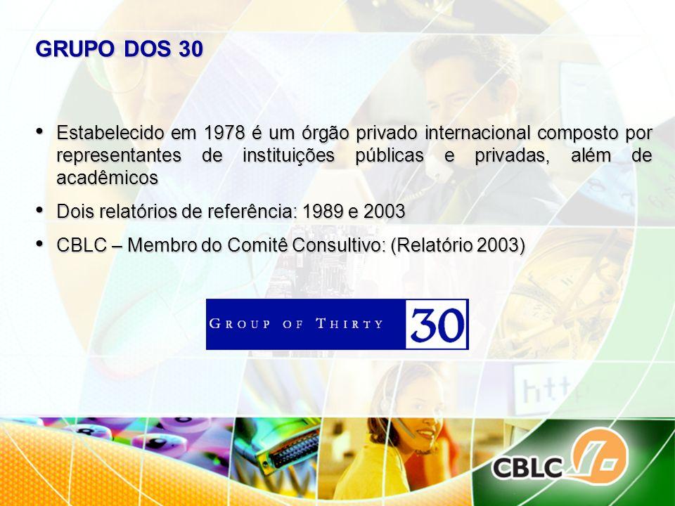 GRUPO DOS 30