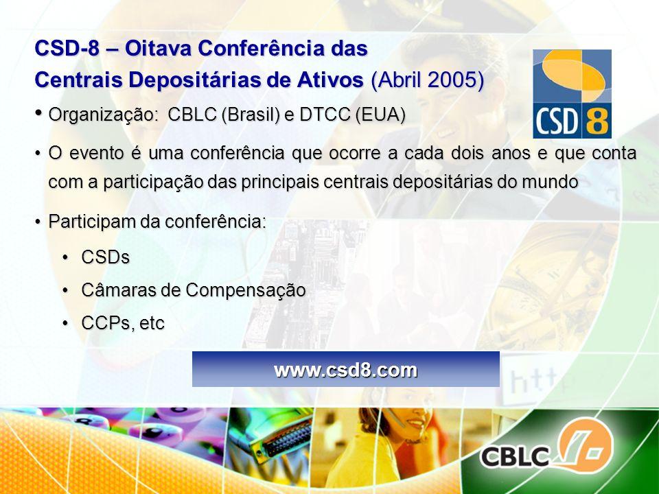 CSD-8 – Oitava Conferência das