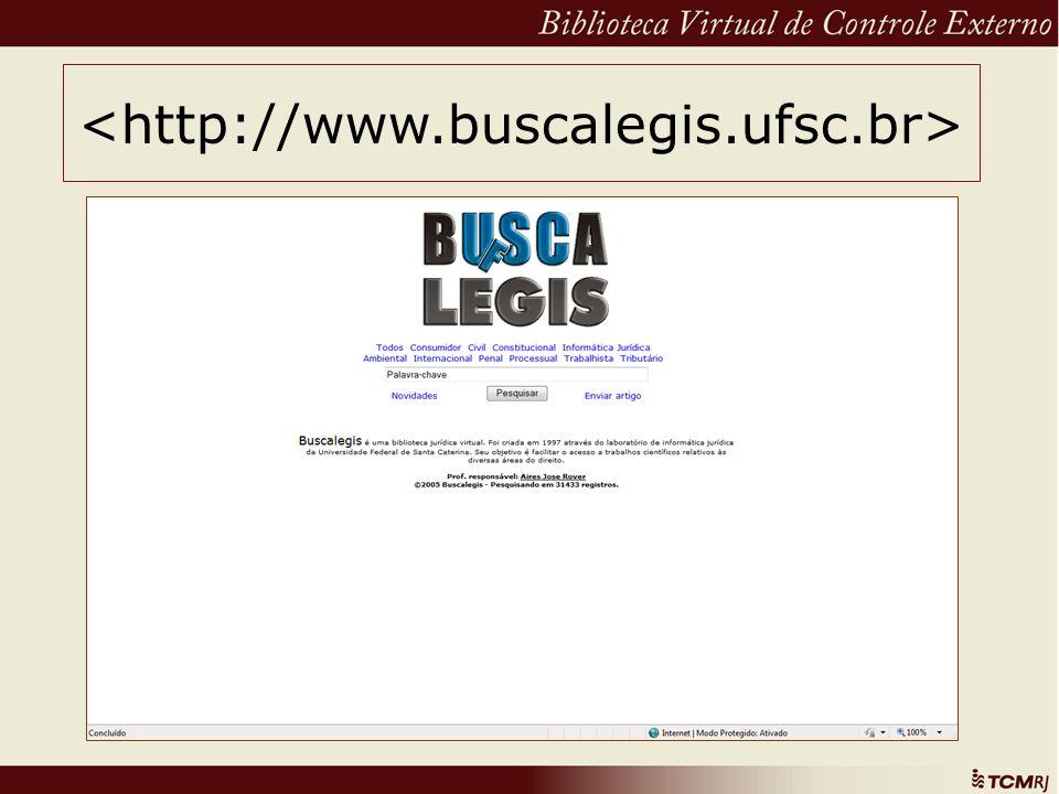 <http://www.buscalegis.ufsc.br>