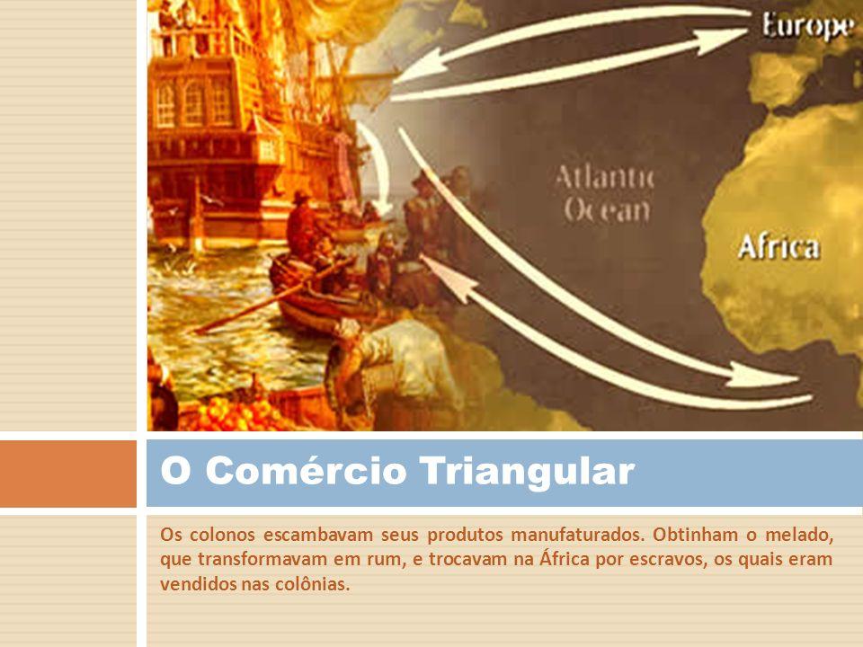 O Comércio Triangular