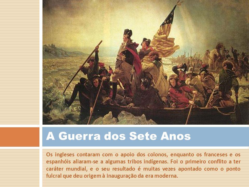 A Guerra dos Sete Anos