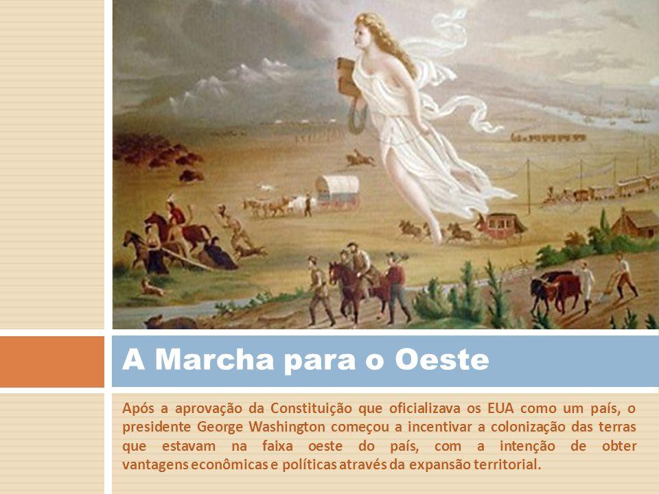A Marcha para o Oeste