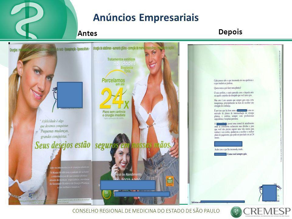 Anúncios Empresariais