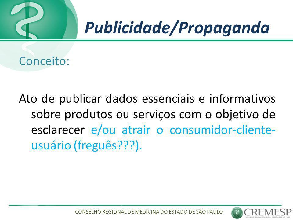 Publicidade/Propaganda