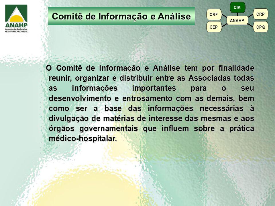 Comitê de Informação e Análise