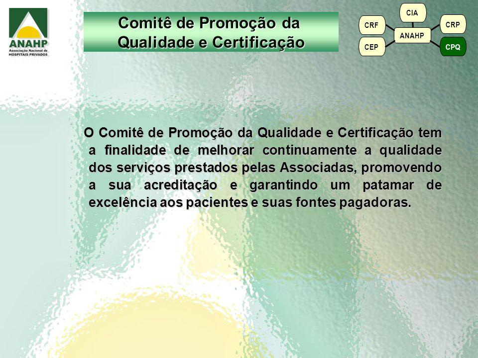 Qualidade e Certificação