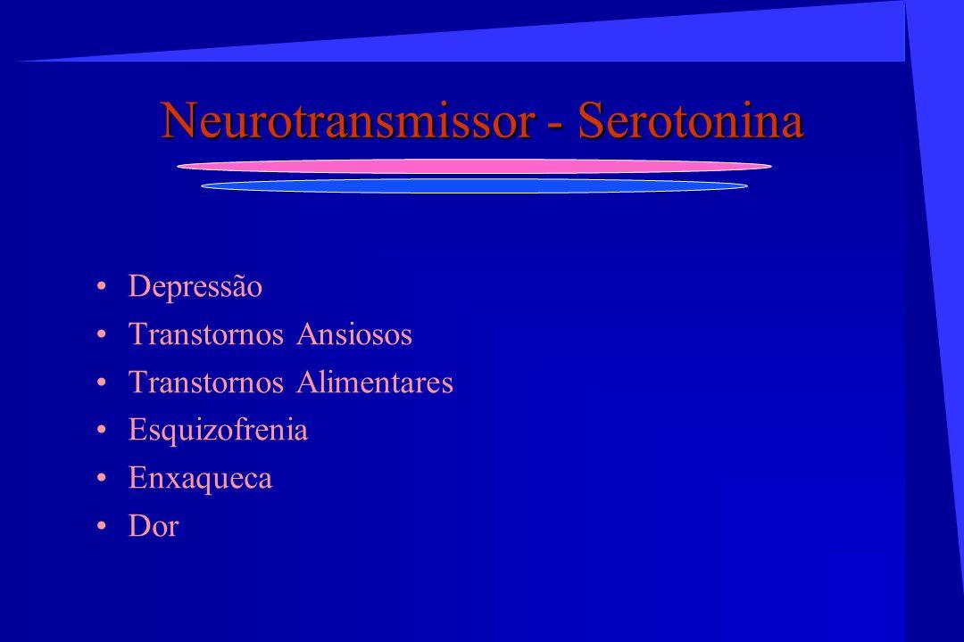 Neurotransmissor - Serotonina