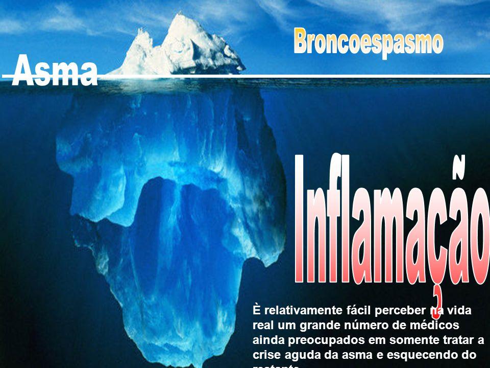 Broncoespasmo Asma Inflamação