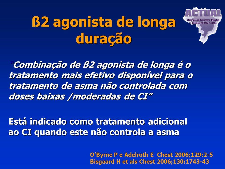 ß2 agonista de longa duração