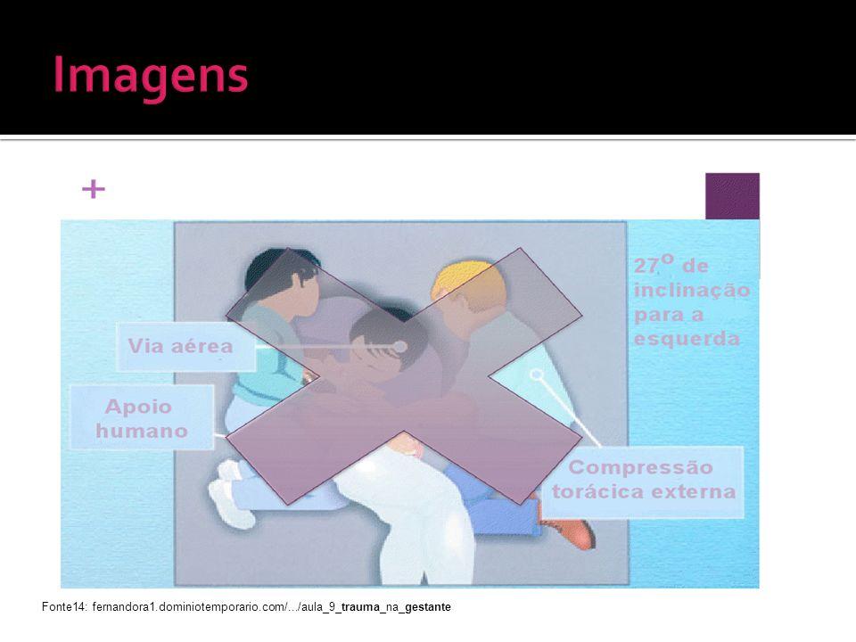 Imagens Fonte14: fernandora1.dominiotemporario.com/.../aula_9_trauma_na_gestante