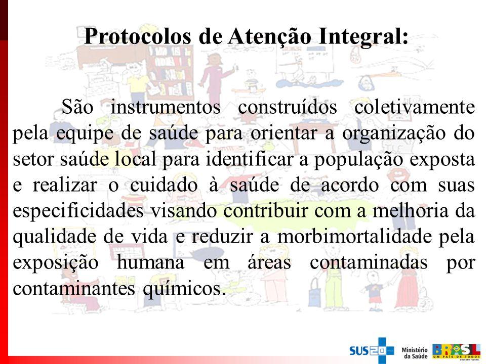 Protocolos de Atenção Integral: