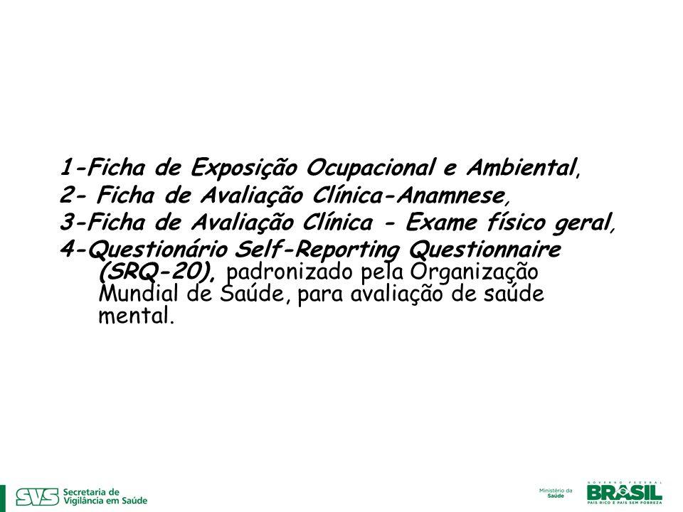 1-Ficha de Exposição Ocupacional e Ambiental,