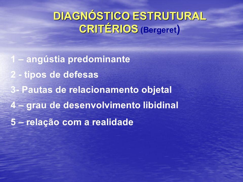 DIAGNÓSTICO ESTRUTURAL
