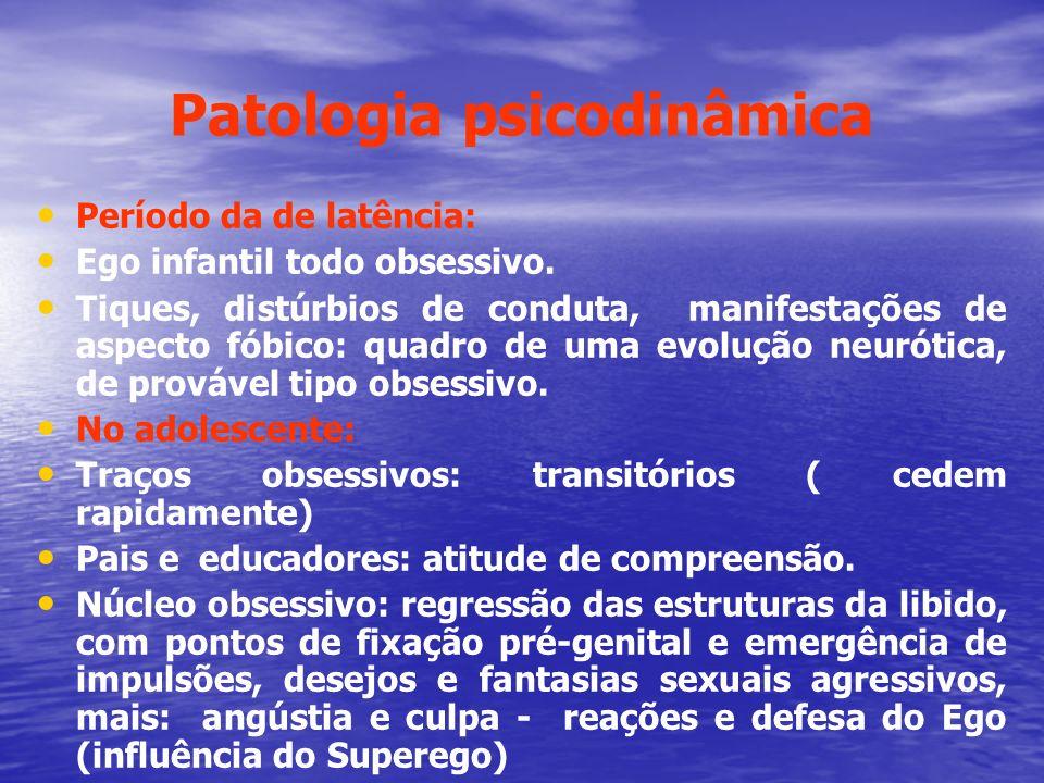 Patologia psicodinâmica