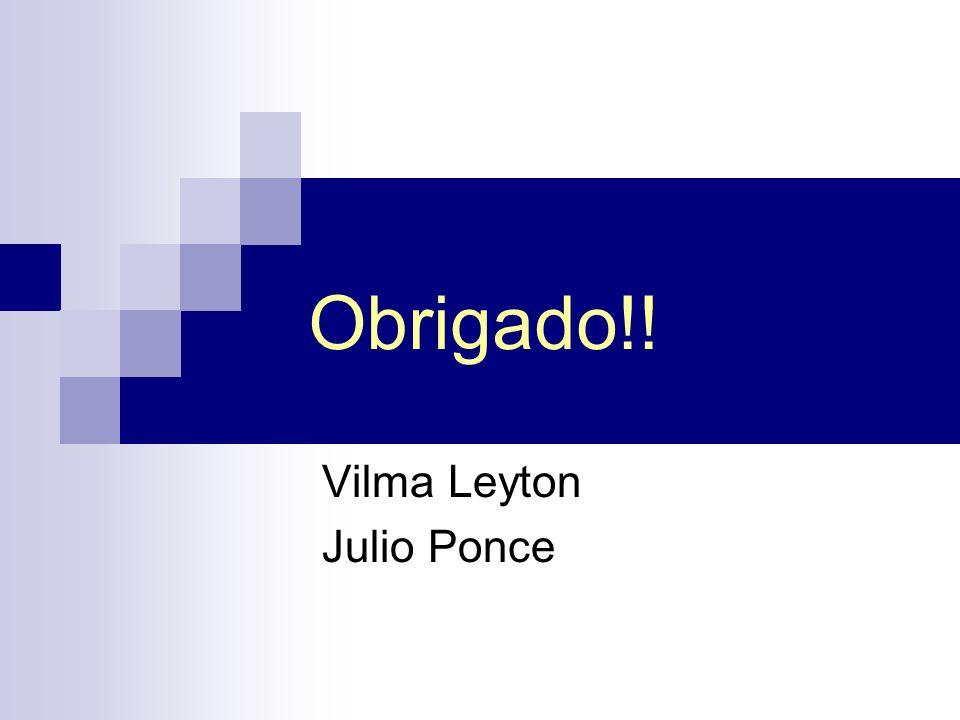 Vilma Leyton Julio Ponce