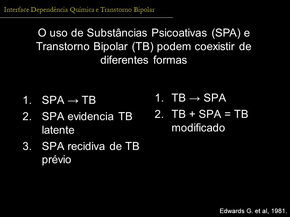 SPA evidencia TB latente SPA recidiva de TB prévio