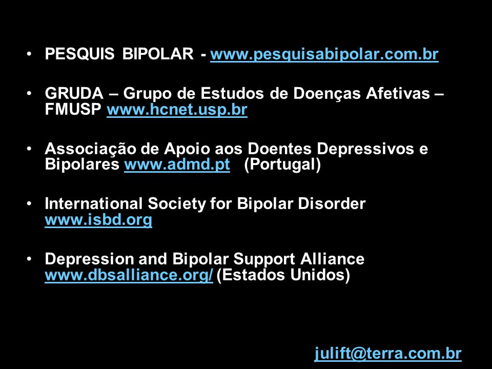 PESQUIS BIPOLAR - www.pesquisabipolar.com.br