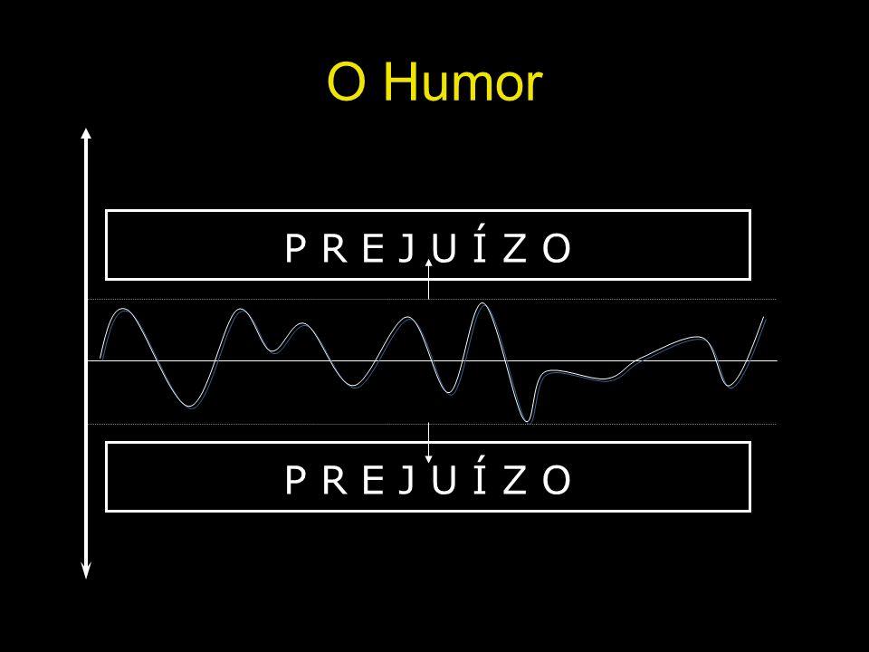 O Humor P R E J U Í Z O P R E J U Í Z O