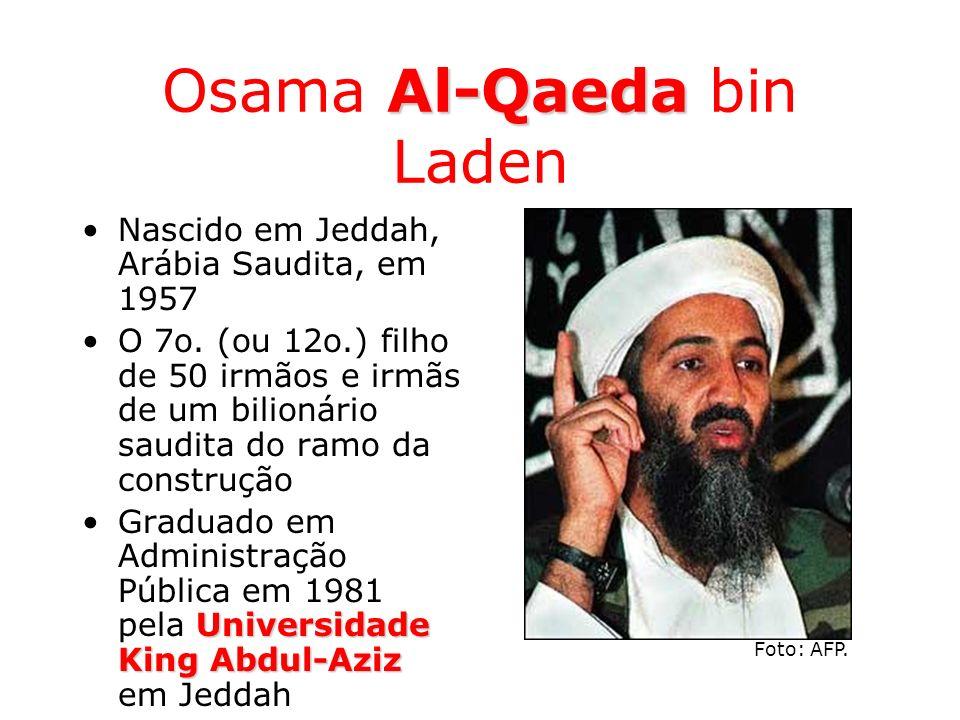 Osama Al-Qaeda bin Laden