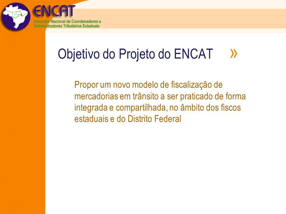 Objetivo do Projeto do ENCAT »