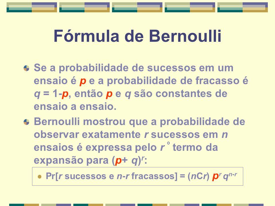 Fórmula de Bernoulli