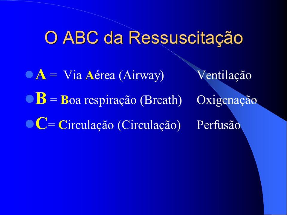 B = Boa respiração (Breath) Oxigenação