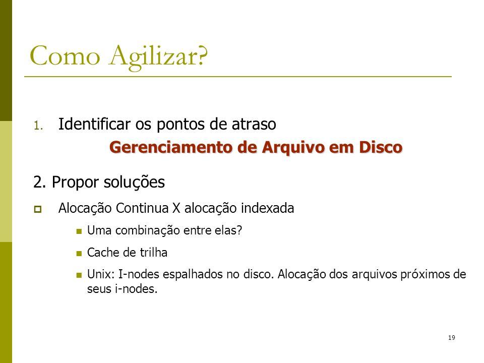 Gerenciamento de Arquivo em Disco
